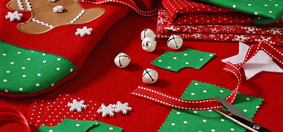 Stockings scissors - create your own stocking