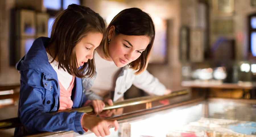 Visit a local museum this February half term