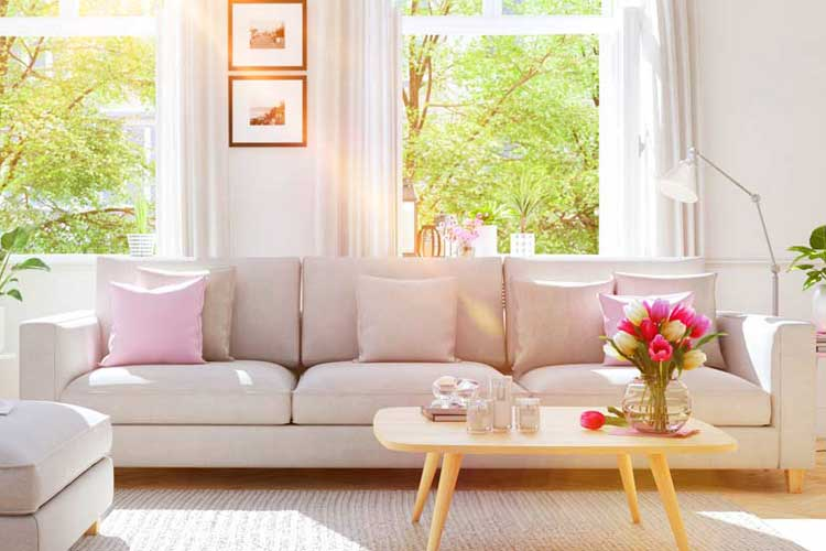20 beautiful spring decorating ideas - Living - Your Home, DIY and Life by  HomeServe
