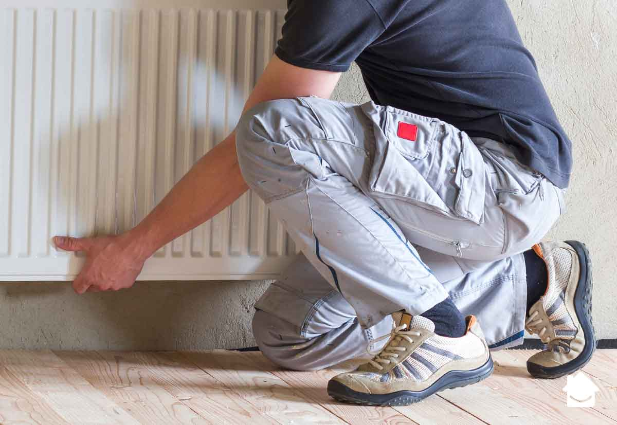 How To Remove A Radiator For Decorating Living Your Home Diy And Life By Homeserve