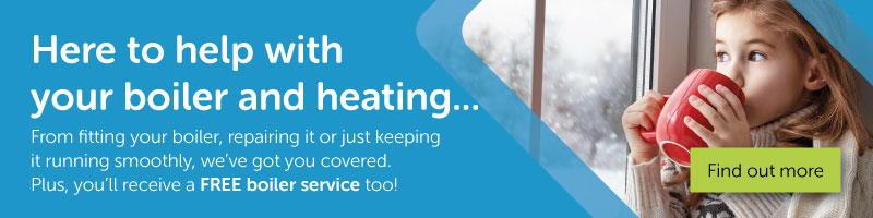 Boiler cover, repair or installs - HomeServe
