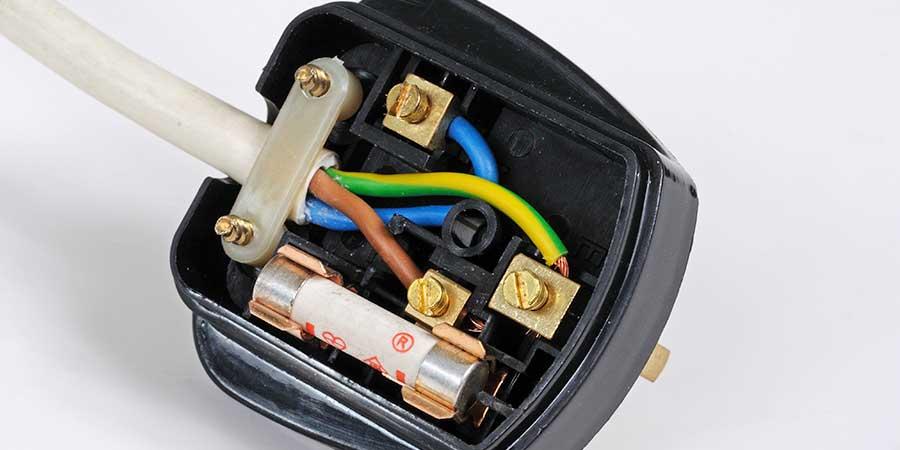 inside of plug