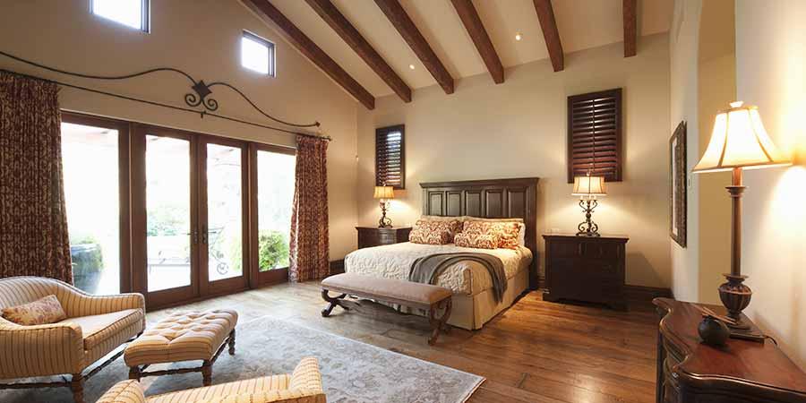 soft furnishings keep house warm in winter