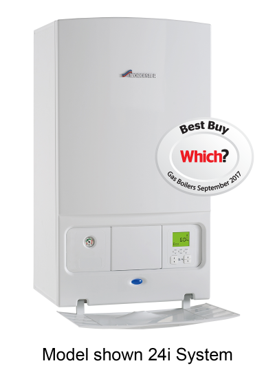 Greenstar 21i System Gas Boiler